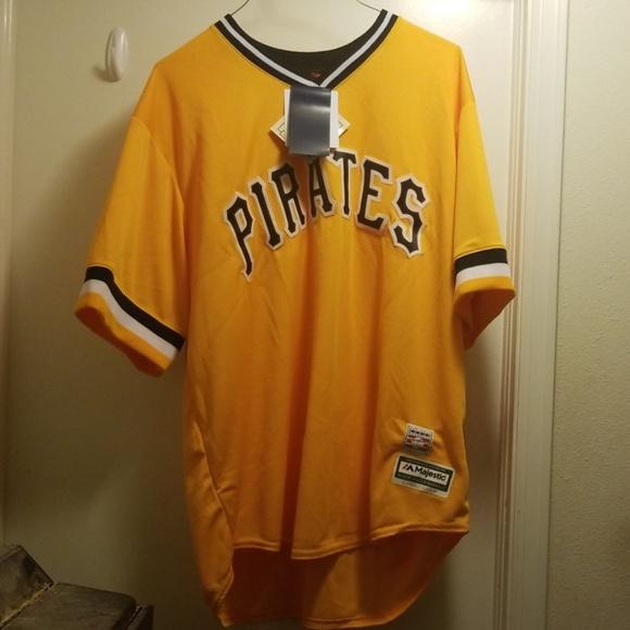 san francisco 902b9 6c56f Pittsburgh Pirates Jersey NWT